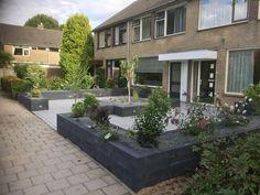 Back Garden Design, Driveway Design, Outdoor Living, Outdoor Decor, Back Gardens, Paths, Sidewalk, Home And Garden, Backyard