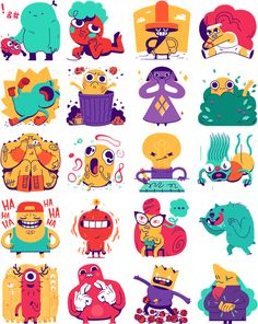 Simple Character, Character Concept, Character Design, Cute Illustration, Character Illustration, Graphic Design Illustration, Cartoon Design, Cartoon Styles, Creative Poster Design