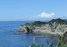 千葉・勝浦「八幡岬公園」太平洋に突き出た険しい地形が魅力 | 千葉県 | トラベルjp<たびねす>