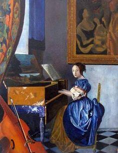 Johannes (Jan) Vermeer (1632-1675), Nederland - R_21.03.2013