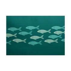 Shop for Fish Line Animal Print Rug (5' x 7'). Get free shipping at Overstock.com - Your Online Home Decor Outlet Store! Get 5% in rewards with Club O! - 17854478