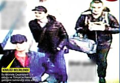 """""""revealed..three suicide bombers who launched attack on #Istanbul #airport killing 44 people were from #Russia"""""""