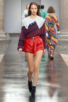 Philosophy di Lorenzo Serafini Spring 2018 Ready-to-Wear  Fashion Show Collection