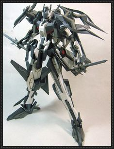 Dark Shadow Full Pack Free Gundam Paper Model Download - http://www.papercraftsquare.com/dark-shadow-full-pack-free-gundam-paper-model-download.html