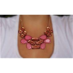 Náhrdelník Baruta Pink   Womanology.sk #nahrdelnik #necklace #chokernecklace #necklaces #bijouterie #halskette #bijoux #schmuck #accessories #fashionjewelry #fashionjewellery #modeschmuck #accessories #doplnky Chokers, Fashion Jewelry, Necklaces, Pink, Accessories, Neck Chain, Trendy Fashion Jewelry, Collar Necklace, Wedding Necklaces