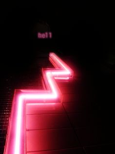 'HELL                                                                                                                   ⚡'                                                                                                                   NEON SIGN                                                                                                                     ๑෴MustBaSign෴๑