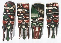 máscaras africanas originales - Pesquisa Google