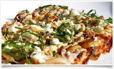 Mesquite Wild Mushroom Flatbread  http://www.tommybahama.com/live-the-life/food-and-drinks/food-recipes/mesquite-wild-mushroom-flatbread.html