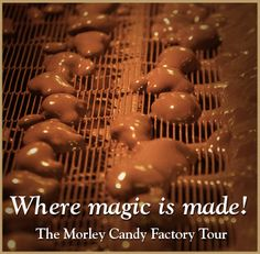 Morley Candy Factory Tours
