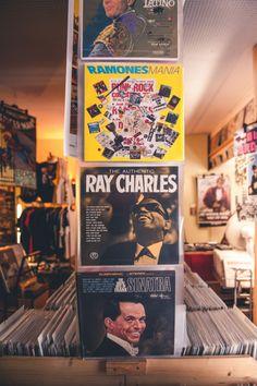 Die letzte lebende Jukebox der Stadt! TOM'S OLDIE SCHALLPLATTEN UND POSTER in Karlsruhe