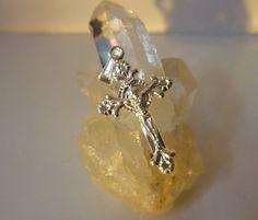 ♫  925er Silberkreuz  Kruzifix  ♫ von Cafe-bijoux auf DaWanda.com