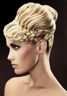 Up do hairstyles