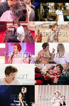He's my idol, and my hero.