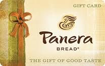 Image result for panera gift card