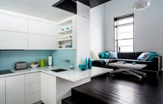 Prima e dopo di un mini loft a Manhattan: blog Arredamento Facile | Design - Interior - Lifestyle