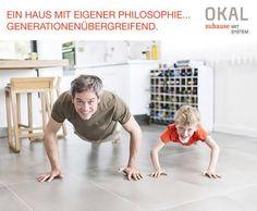 Ein Haus mit eigener Philosophie... Generationenübergreifend.  Wir beraten Sie gerne: Dieter Wissmann Verkaufsleiter Okal Haus Süd IHK - zertifiziert  dieter.wissmann@okal.de Mobil: 0171-128 0274