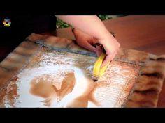 Создание объема на декупажных вещицах с помощью самозатвердевающей пасты, пасты для моделирования, пластики. Этап №1 http://prodecoupage.com/forum/82-1514-1 ...