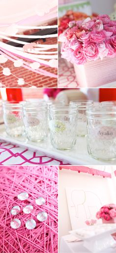 baby+shower+ideas+for+girls | SMP Baby + An Adorable Baby Shower | Style Me Pretty