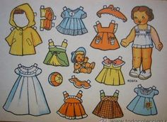 Picasa Web Albums, Vintage Paper Dolls, Flora, Fun, Doll Dresses, Ladybugs, Trading Cards, Cut Outs, Cross Stitch