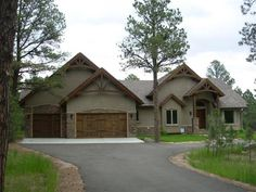Exterior Paint Ideas For Stucco Homes - Home Design Stucco Colors, Exterior Paint Colors For House, Paint Colors For Home, Exterior Colors, Exterior Design, Paint Colours, Outside House Paint Colors, Stain Colors, Rustic Houses Exterior