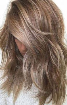 Dark Blonde Hair Color Ideas, We all have our favorite blonde! - Frisuren & Haare - Dark Blonde Hair Color Ideas, We all have our favorite blonde! Dark Blonde Hair Color, Ash Blonde Hair, Ombre Hair Color, Hair Color Balayage, Brown Hair Colors, Hair Colour, Purple Ombre, Blonde Balayage, Brunette Hair