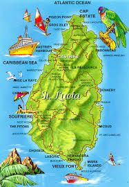 st lucia tourist attractions map St Lucia Island St Lucia Island St Lucia Hotels St Lucia st lucia tourist attractions map