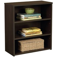Ameriwood 5 Shelf Bookcase Multiple Colors
