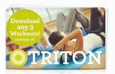Fitness Download Gift Card