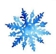 Rebekah Nichols Illustration: Snowflake