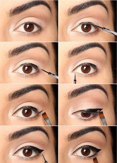 Perfecto alas Eyeliner Tutorial | Tutoriales Sole
