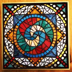 sacred geometry mosaic - Google Search