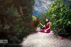 Aranyani - Pinned by Mak Khalaf Sudhanshu Singh Photography Facebook || Instagram Fine Art woman by sudansh