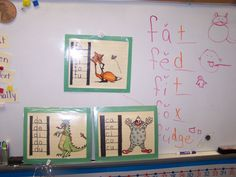 Blend Ladders - Using Short Vowels