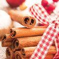 Make cinnamon bundles for the Christmas tree :: Christmas tree decorations to make