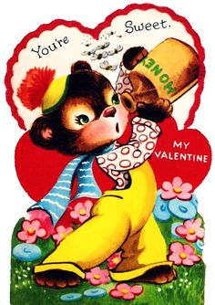 ImagiMeri's: Valentine Newbies for crafting