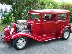 1930 Chevy 5 window Sedan