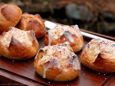 Sizilianische Osterbrötchen - Pani di cena