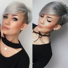 See Instagram photos and videos from Short Hairstyles  PixieCuts (@nothingbutpixies)