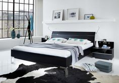 Wiemann Loft 5ft Bedstead http://www.cookesfurniture.co.uk/