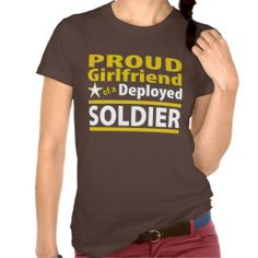 >>>Are you looking for          	Proud Girlfriend of a Deployed Soldier Tees           	Proud Girlfriend of a Deployed Soldier Tees in each seller & make purchase online for cheap. Choose the best price and best promotion as you thing Secure Checkout you can trust Buy bestThis Deals          	...Cleck Hot Deals >>> http://www.zazzle.com/proud_girlfriend_of_a_deployed_soldier_tees-235436743626633562?rf=238627982471231924&zbar=1&tc=terrest