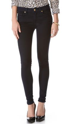7 For All Mankind The Slim Illusion Skinny Jeans | SHOPBOP