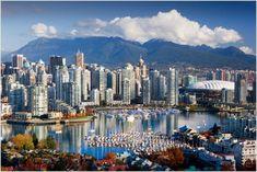 Ванкувер,Канада. - Путешествуем вместе