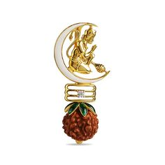 Buy Designer & Fashionable Rudraksh Pendant With Chain. We have a wide range of traditional, modern and handmade With Chain Mens Pendants Online Gold Ring Designs, Gold Jewellery Design, Gold Jewelry, Jewelery, Lord Hanuman Wallpapers, Lord Shiva Hd Wallpaper, India Jewelry, Temple Jewellery, Gold Pendent