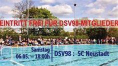 DSV98: Entscheidungsspiel gegen den SC Neustadt