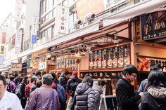 Tokyo Japan -  Tsukiji Fish Market — I am Suanlee