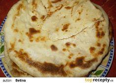 Škvarkové placky recept - TopRecepty.cz Pancakes, Breakfast, Ethnic Recipes, Food, Morning Coffee, Essen, Pancake, Meals, Yemek