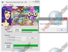 Katy Perry Pop Hack Cheats iOS Android
