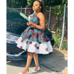 Our love for the Ankara print knows no bounds and everyday, we scout for beautiful and wowing styles Ankara Styles For Women, Ankara Short Gown Styles, Beautiful Ankara Styles, Latest Ankara Styles, Short Gowns, Ankara Gowns, Ankara Dress, Dashiki Dress, African Party Dresses