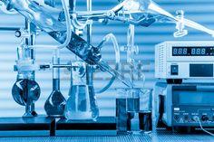 physique chimie: Équipement de laboratoire de chimie physique