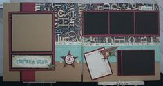 """Layout using the """"Typeset"""" paper pack by CTMH"""